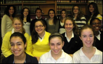Photograph: The New Rochelle Teenangels Chapter
